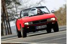 Peugeot 504 Cabriolet Frontansicht