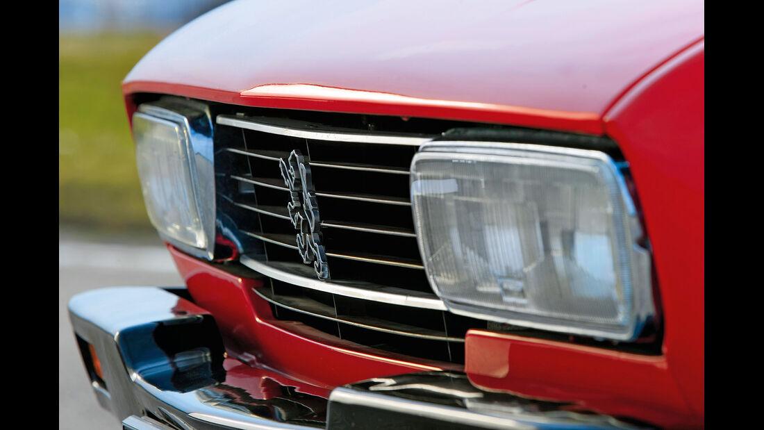 Peugeot 504 Cabriolet Scheinwerfer