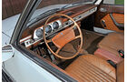 Peugeot 504, Cockpit, Interieur