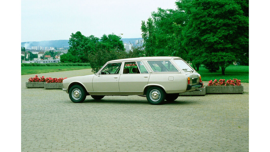 Peugeot 504 Familiale Kombi 1979