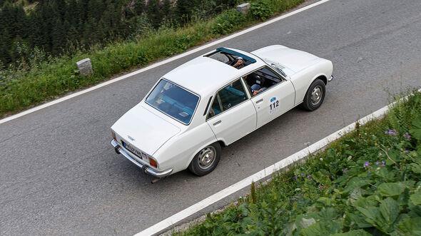 Peugeot 504 Limousine Silvretta Classic 2019