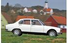 Peugeot 504, Seitenansicht