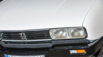 Peugeot 504 TI Cabrio, Frontscheinwerfer
