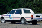 Peugeot 505 Pick-Up Double Cabine (1985)