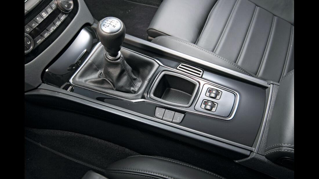 Peugeot 508 155 THP, Fond