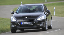 Peugeot 508 155 THP, Front