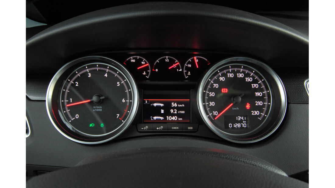 Peugeot 508 155 THP, Motor
