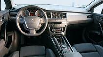 Peugeot 508, Cockpit