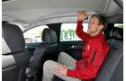 Peugeot 508, Facelift, Fond, Schiebedach