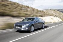 Peugeot 508, Fahrdynamik