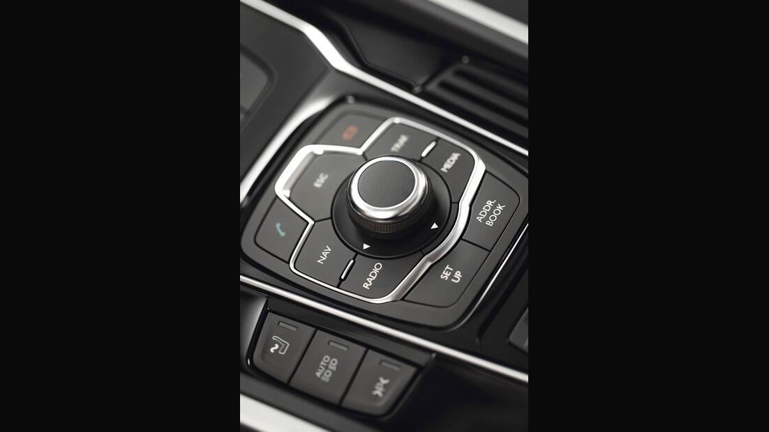 Peugeot 508 Limousine, Auto-Entertainment