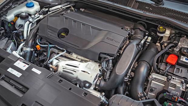 Peugeot 508 PSE, Motor