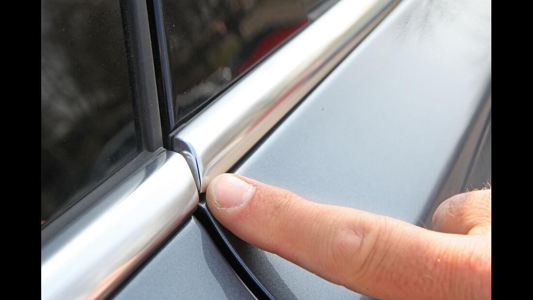 Peugeot 508, Peugeot 208, Fuge, Tür