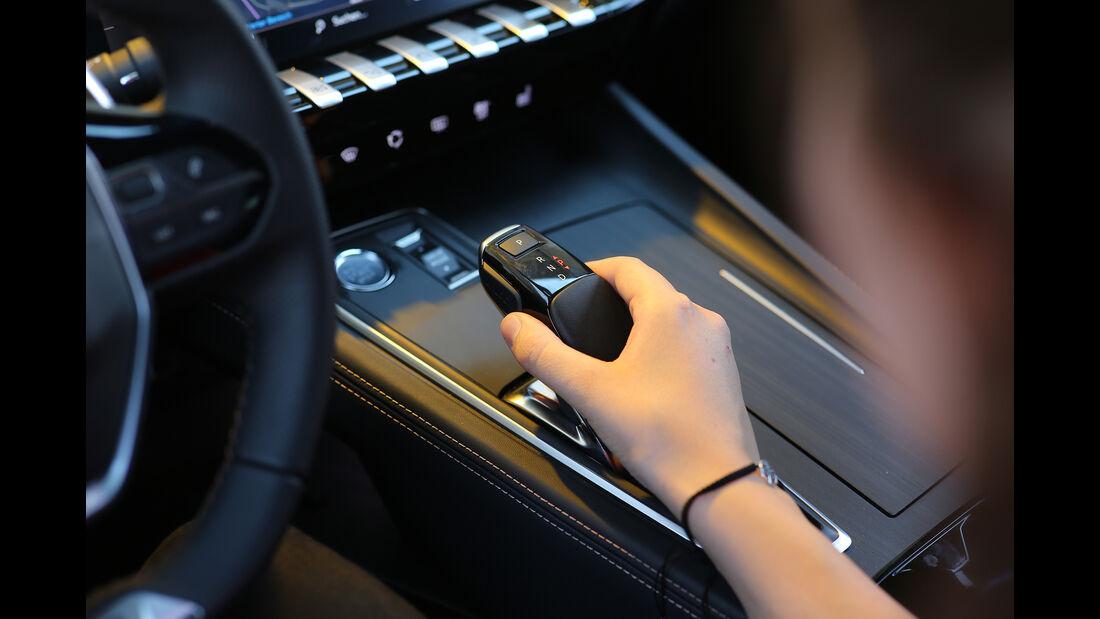 Peugeot 508 Puretech 225, Interieur