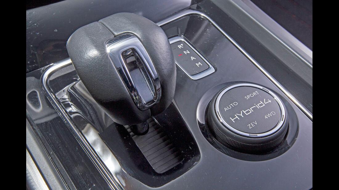 Peugeot 508 RXH, Bedienelement
