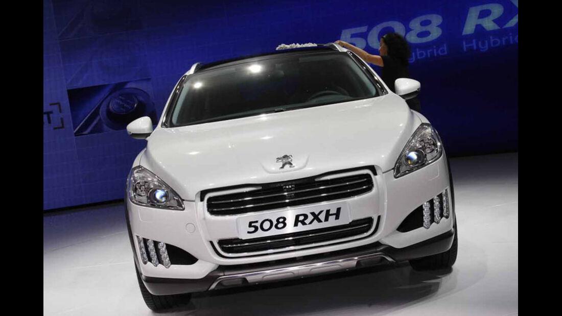 Peugeot 508 RXH IAA