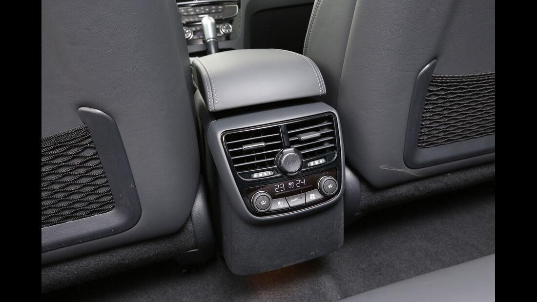 Peugeot 508 SW Blue HDI 180, Temperaturregler
