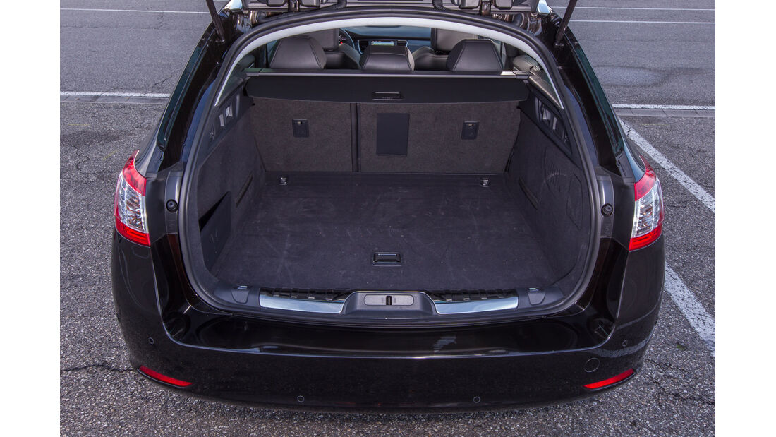 Peugeot 508 SW BlueHDi 150, Kofferraum