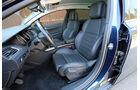 Peugeot 508 SW HDi 160, Fahrersitz