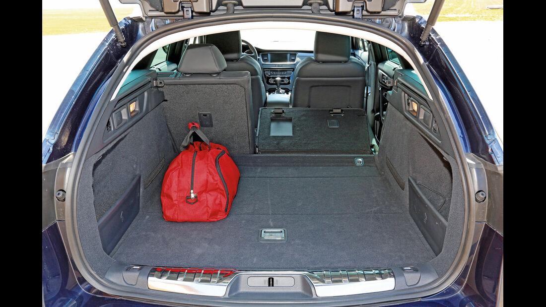 Peugeot 508 SW HDi 160, Kofferraum