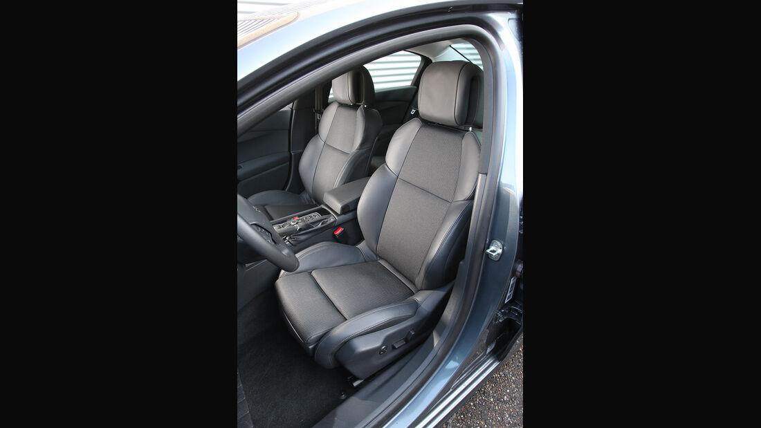Peugeot 508, Sitze