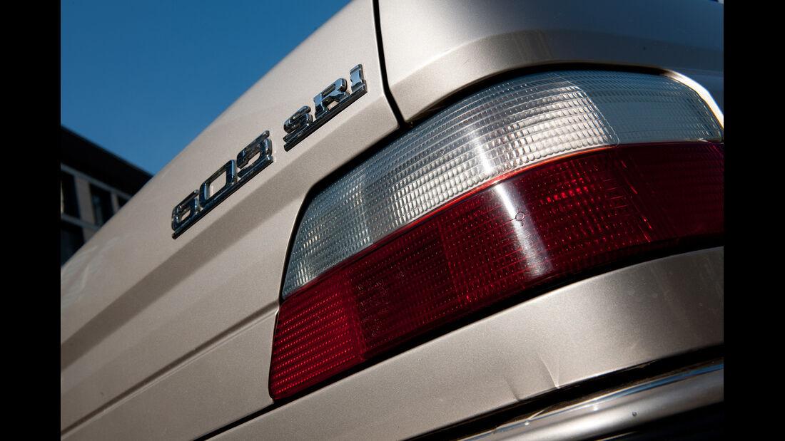 Peugeot 605 2.0 Sri, Typenbezeichnung