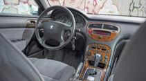 Peugeot 607 2.2 16V, Interieur