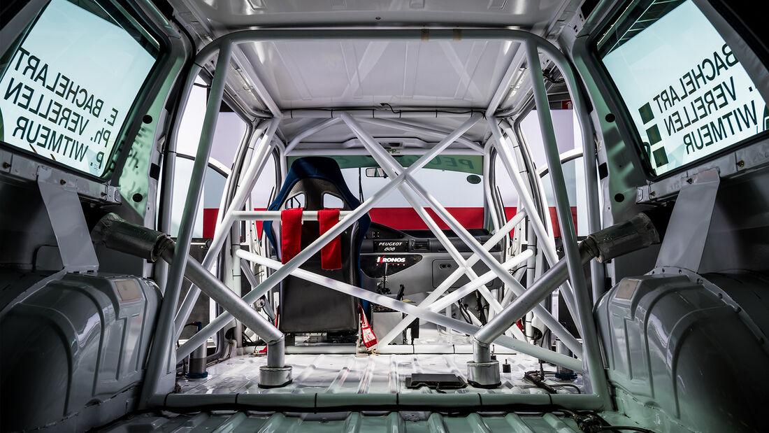 Peugeot 806 Procar Racing Van