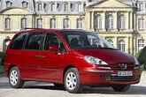 Peugeot 807 Siebensitzer