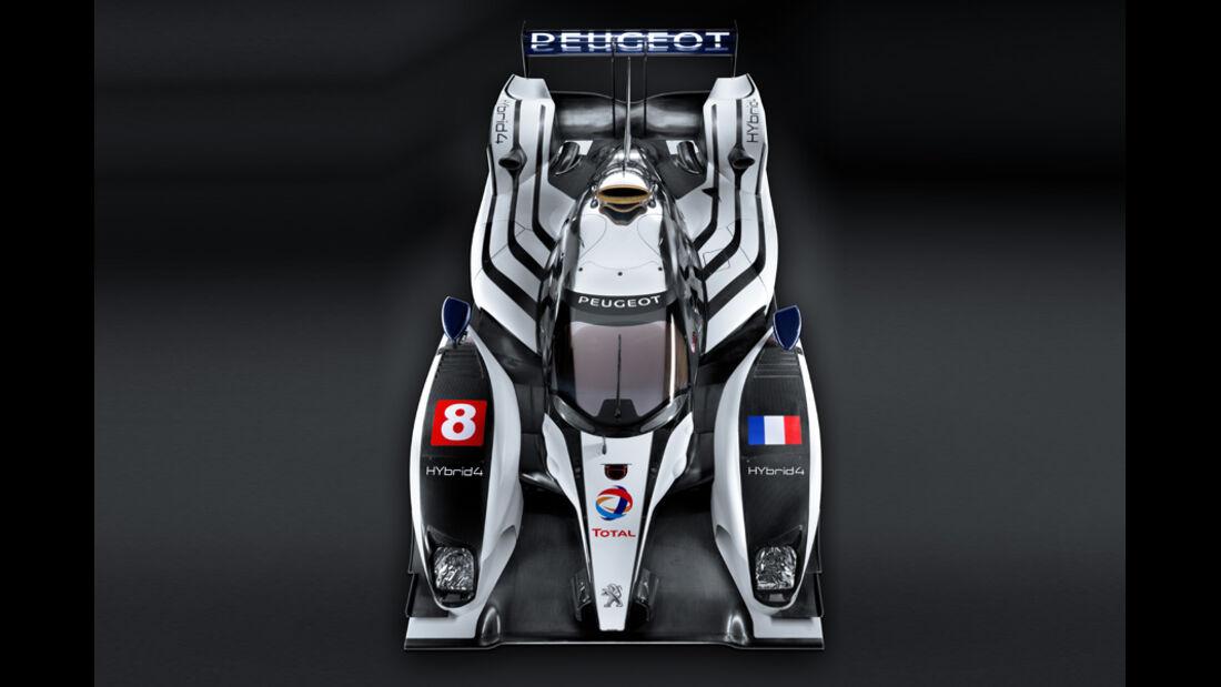Peugeot 908 Hybrid 2011