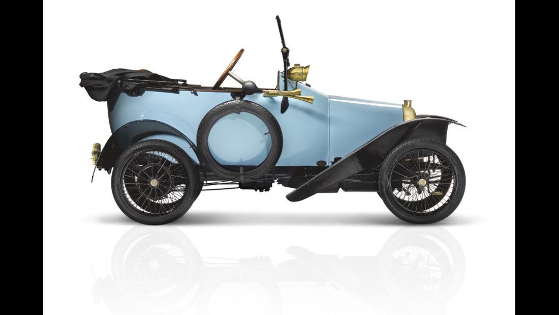 Peugeot BEBE, 1913