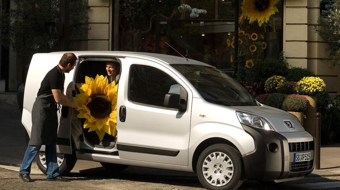 Peugeot Bipper, 2013