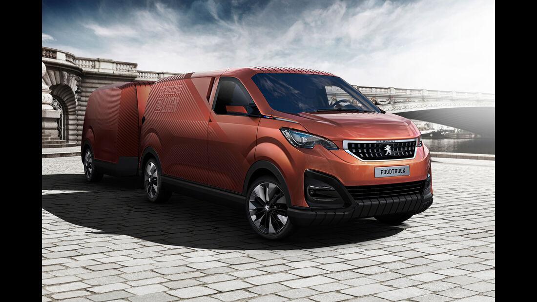 Peugeot Bistrot du Lion - Foodtruck