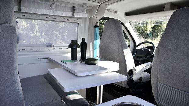 Peugeot Boxer 4x4 Concept Wohnmobil