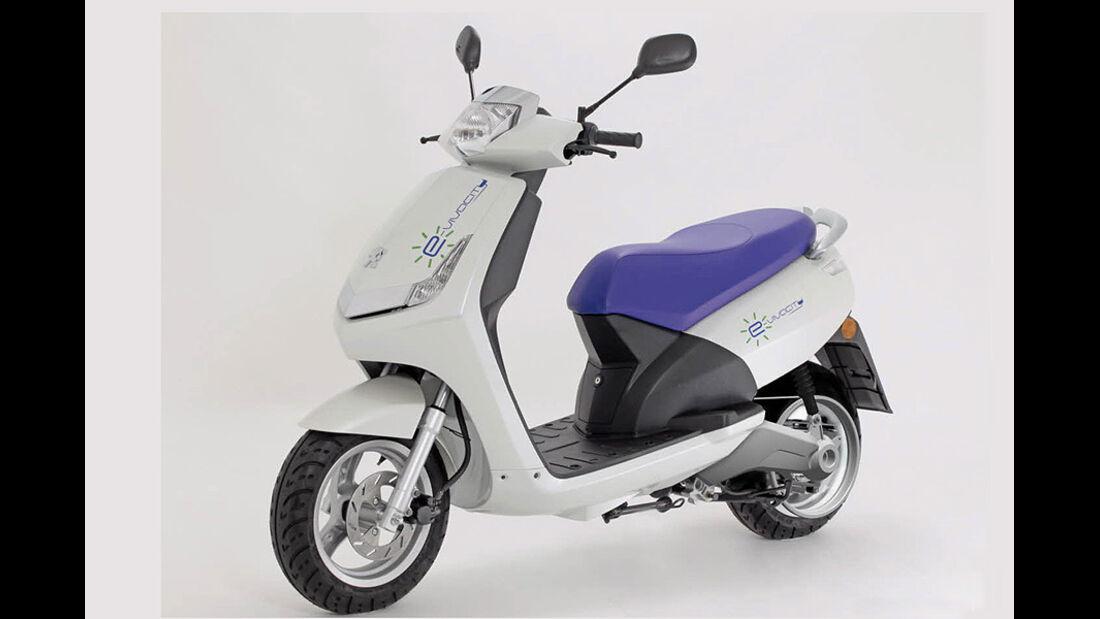 Peugeot E-Vivacity Elektroroller