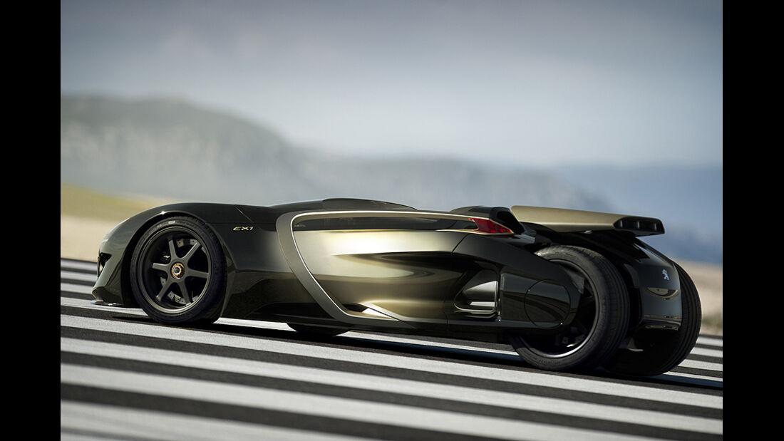Peugeot EX1 Concept Car
