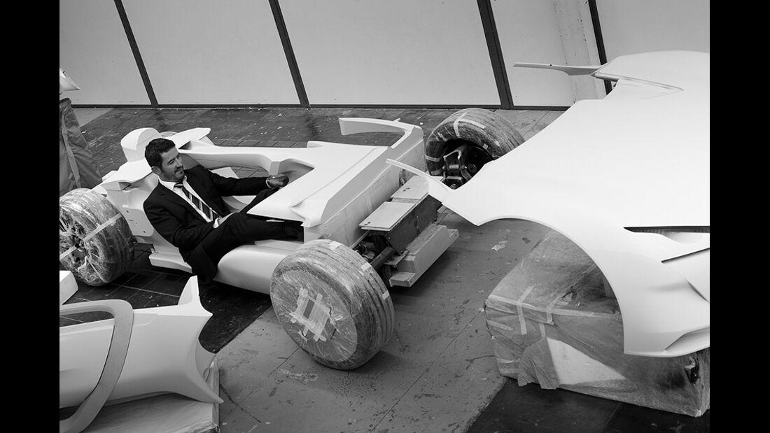 Peugeot EX1 Concept Car Design