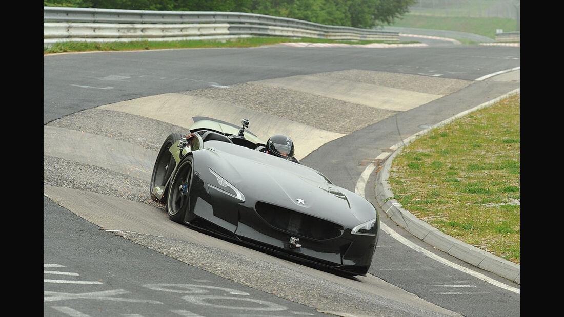 Peugeot EX1 Nürburgring
