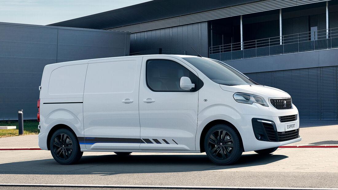 Peugeot Expert Sport Edition