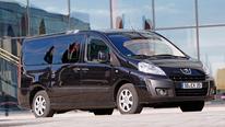 Peugeot Expert Tepee, Seitenansicht