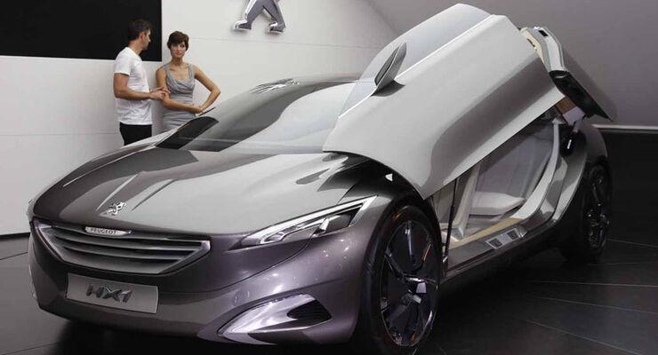 Peugeot HX1 IAA