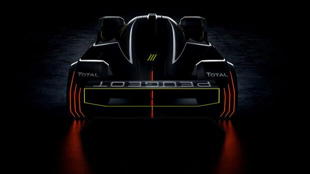 Peugeot - Hypercar - Le Mans