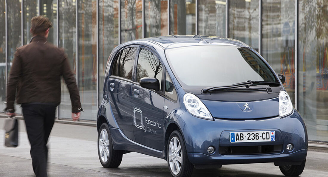 Peugeot Ion