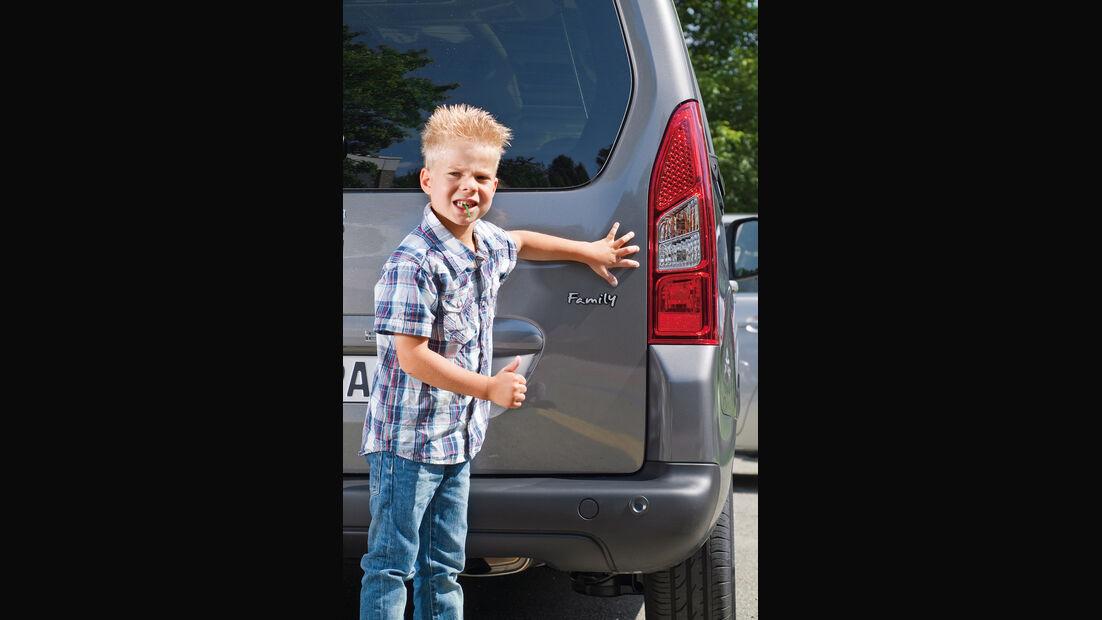 Peugeot, Junge