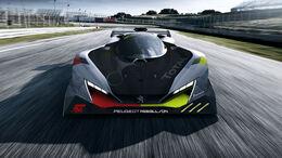 Peugeot - Le Mans - Rebellion