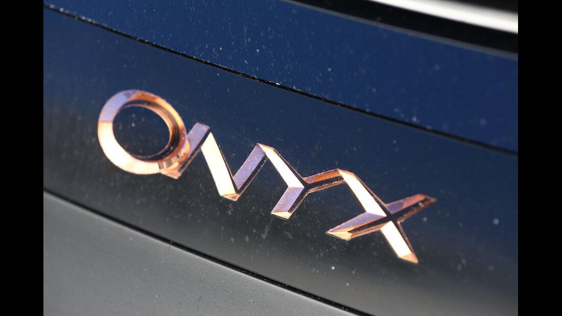 Peugeot Onyx, Typenbezeichnung