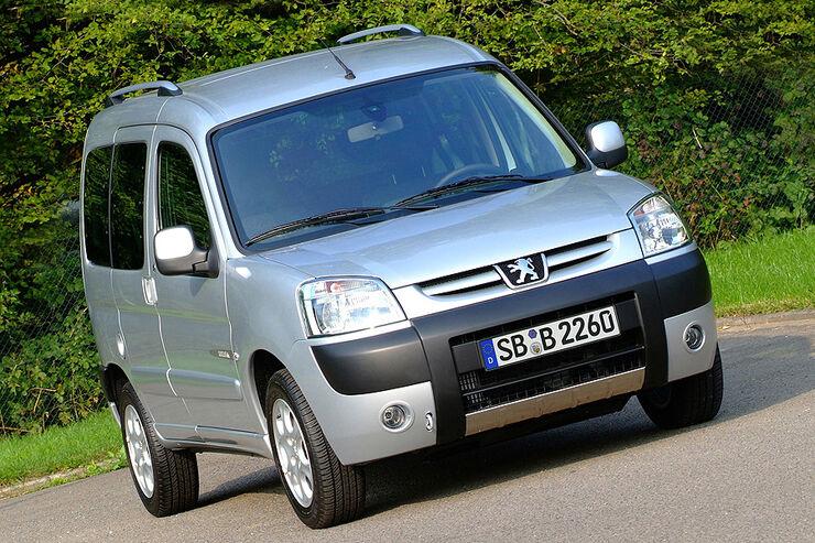 Peugeot Partner Origin Technische Daten Zu Allen