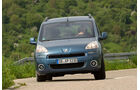 Peugeot Partner Tepee 98 VTi Active, Frontansicht