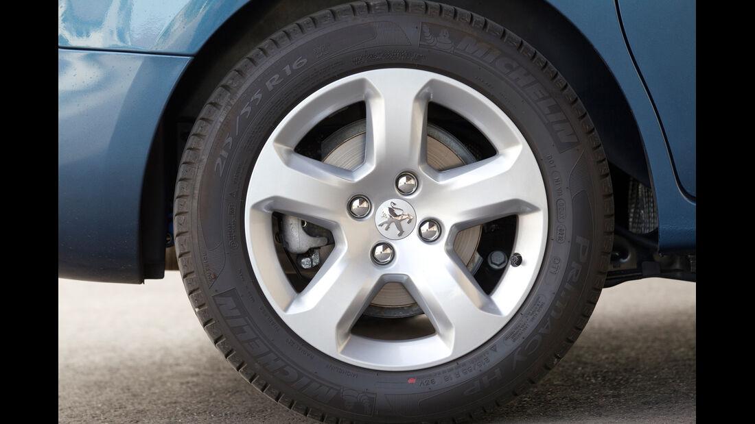 Peugeot Partner Tepee 98 VTi Active, Rad, Felge