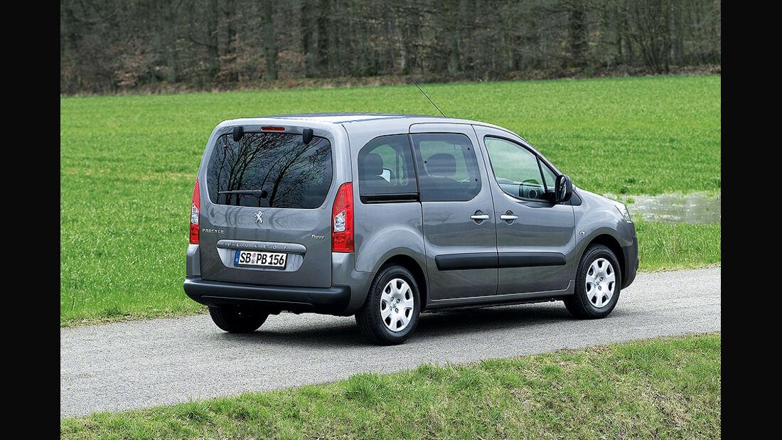 Peugeot Partner Tepee, Familienauto, Kaufberatung